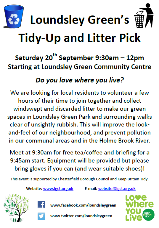 Litter Pick September 2014