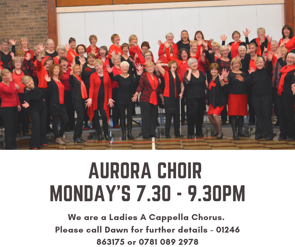 Aurora Choir Monday