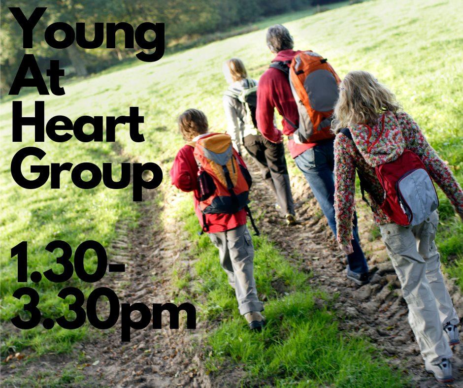 Monday Young at Heart